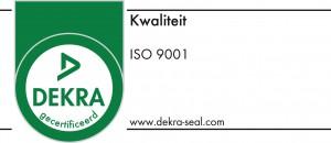 ISO 9001 Elektrotechniek