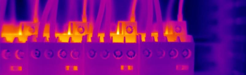 inspectie thermografie
