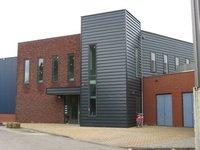 Nieuwbouw installatiebedrijf Opmeer